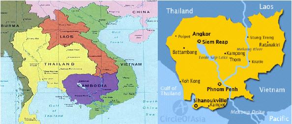 Asian capital southeast